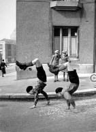 """Doisneau, """"Brothers"""""""