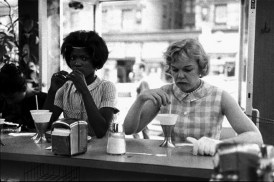 Bruce Davidson, Lunch Counter,