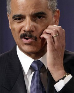 Stupidity, Death And Eric Holder