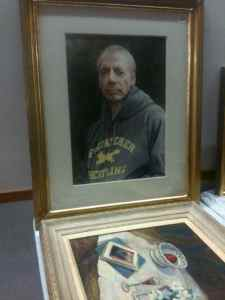 DuPont Portrait Auction Gives John du Pont Snapshot