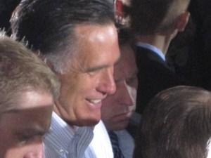 Mitt Romney In Chester Township