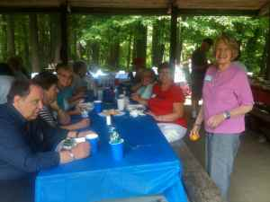 Picnic With The Patriots In Delaware County