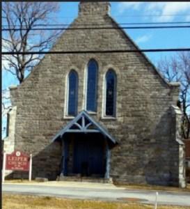 Leiper Church Becomes Holy Myrrh Bearers
