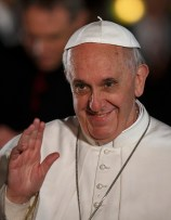 Pope Gives Worldly Warning