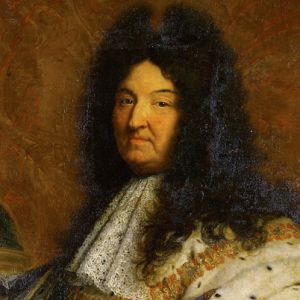 Louis XIV owned 413 beds