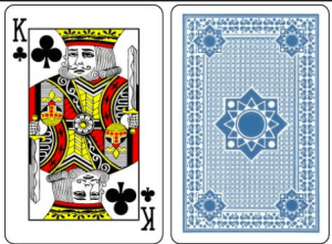 Playing cards can kill
