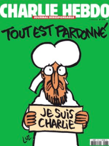 Philadelphia Inquirer Tries, Fails Mohammed Je Suis Charlie Hebdo