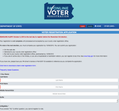 Pennsylvania Online Voting Registration Pennsylvania becomes the 23rd state to allow online voting.