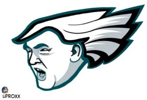 Eagles Trump Logo