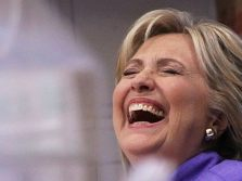 Hillary Abortions Hillary Cackling