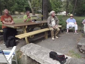 DelcoDebates Swarthmore Speakers Corner A Success
