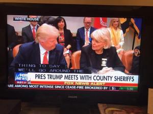 Trump Explains Law To Judges