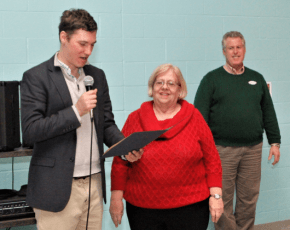 Cheryl Spaulding Honored In Downingtown