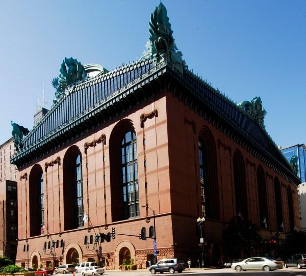 Chicago Beaux Arts Architecture