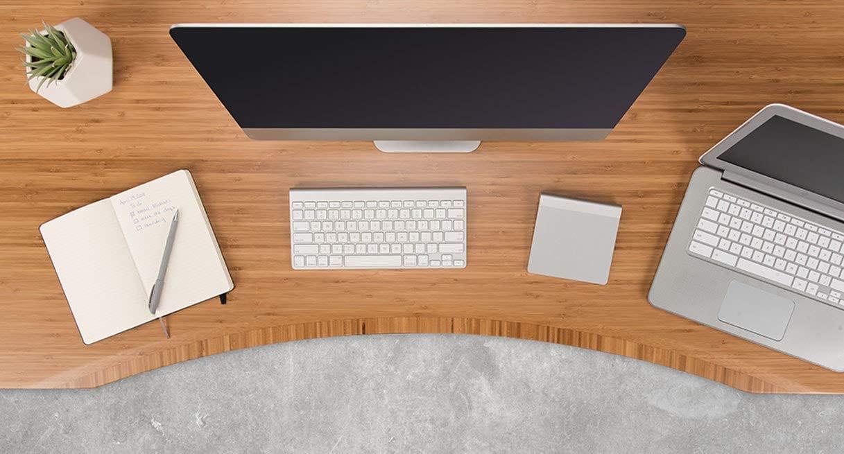Best Bamboo Standing Desks Bill Lentis Media