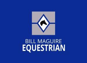 Bill Maguire Equestrian Logo