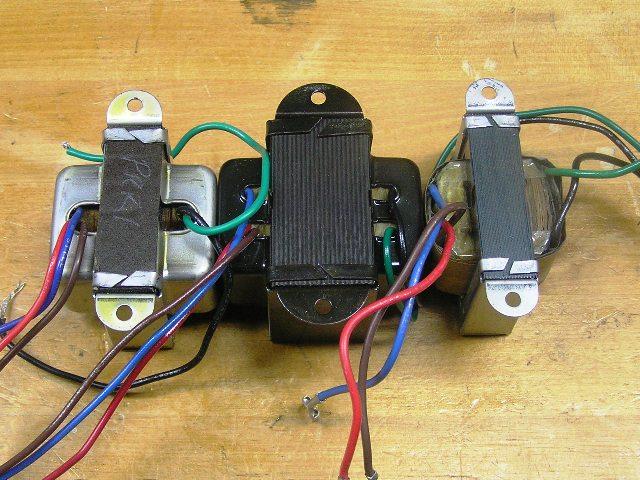 Rca To Xlr Wiring Diagram Billm Audio 187 Upgrade Output Transformer For Blues Junior