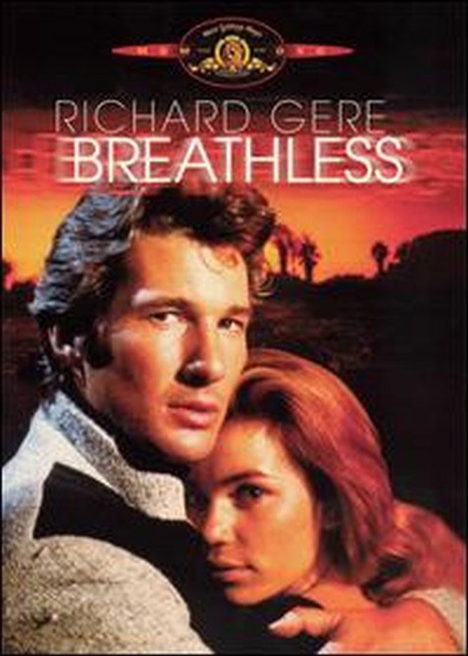 'Breathless' in Paris and L.A.