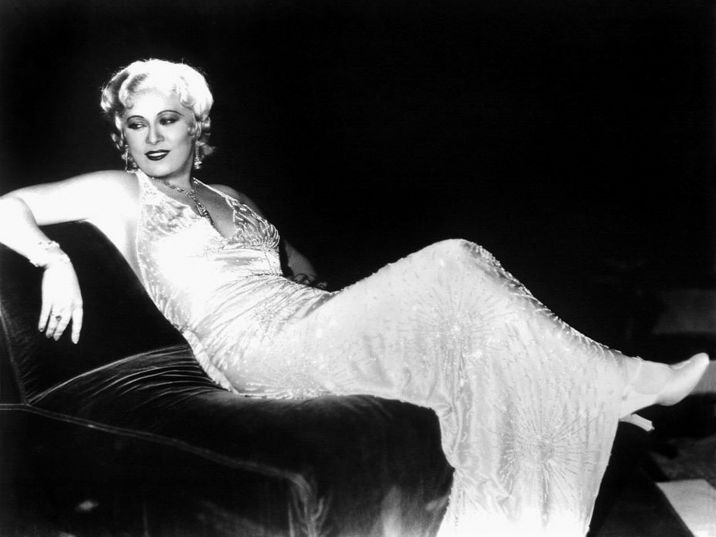 Cops busted her and made Mae West famous