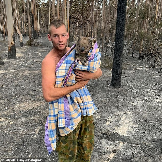 Australia's hell fiure