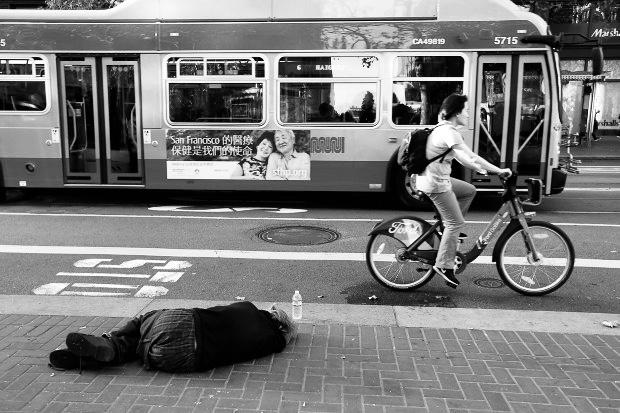 Die in street