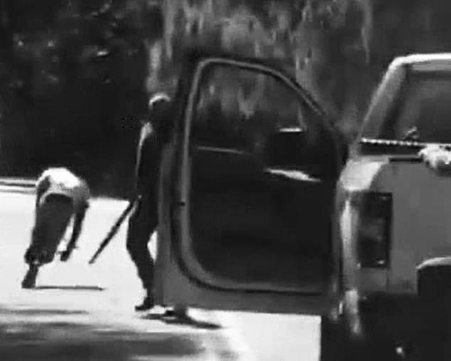 Gunned down in Georgia