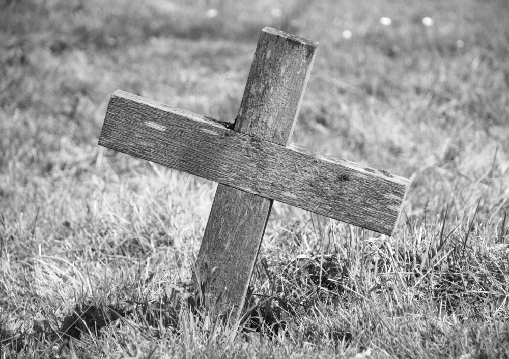 ON MY UNMARKED GRAVE