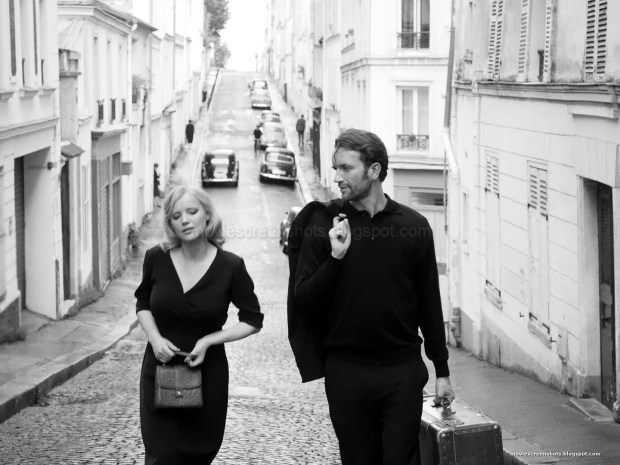 Post-war Europe love story
