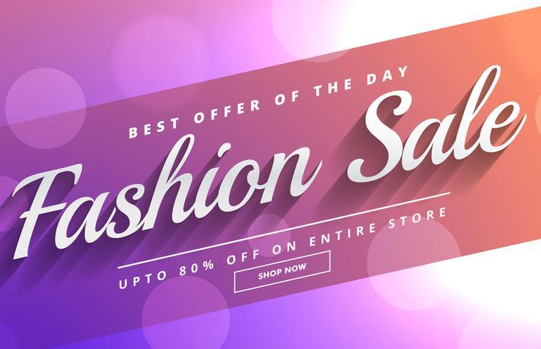 Fashion Discount Sale Template