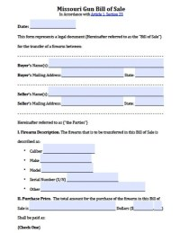 Free Printable As Is Vehicle Bill Of Sale Form ...