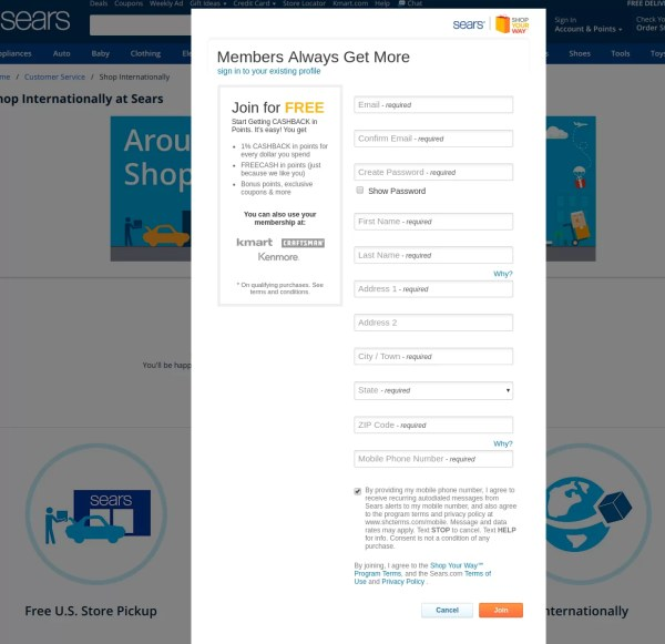 Sears Online Layaway Login Archives - Bill Payment Guide