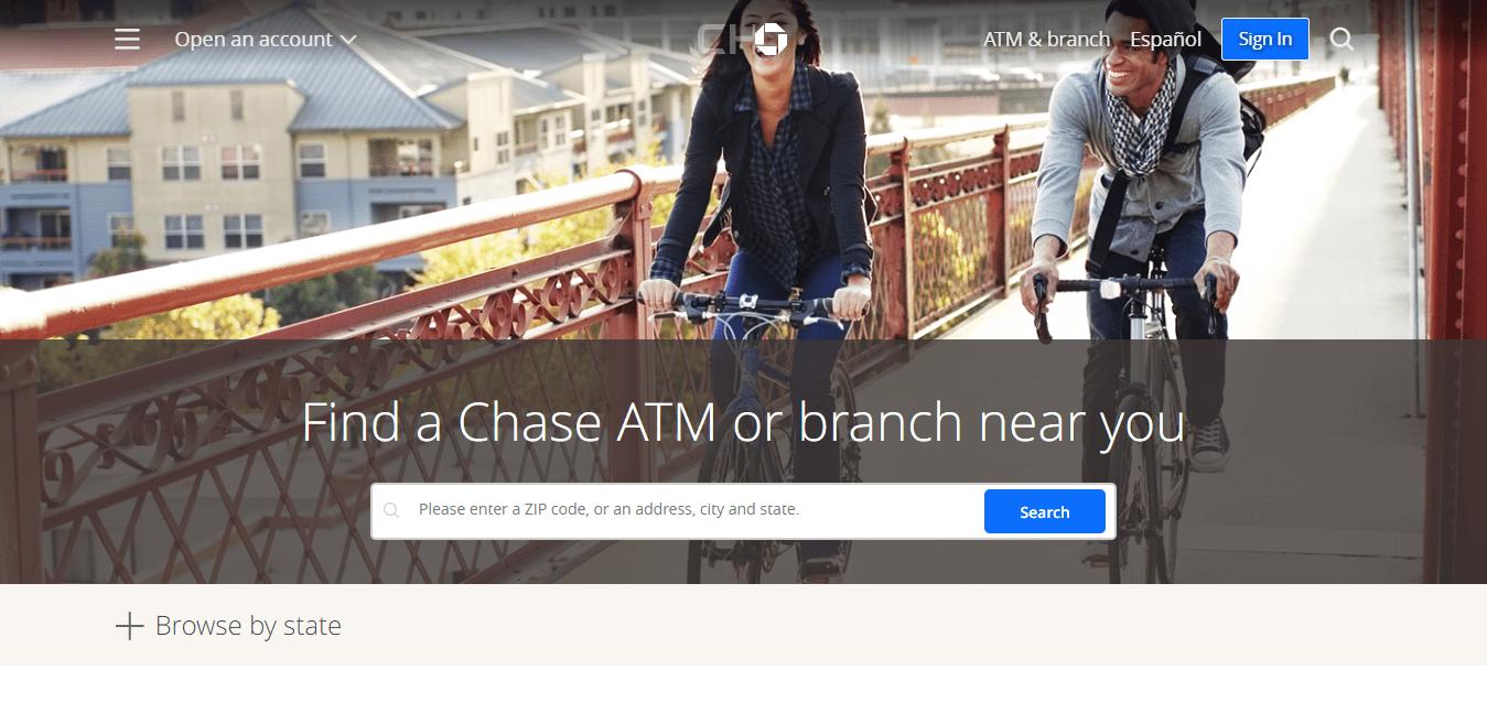 Nearest Chase Bank Directions - Idee per la decorazione di interni