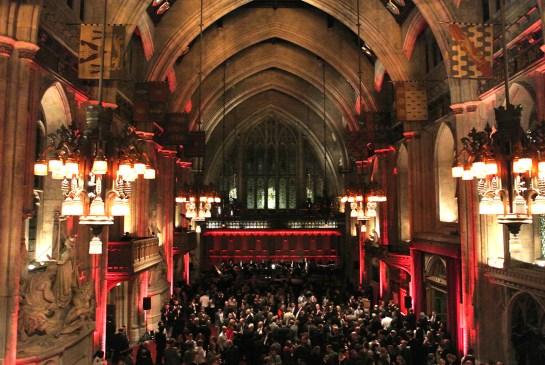 London Hogwarts Hall