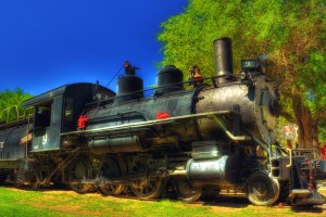 Laws Railroad Museum – plan extra time