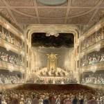 Covent Garden Theatre inside