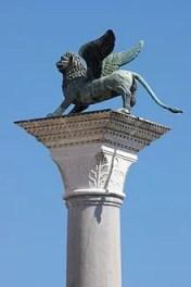 St Mark Lion