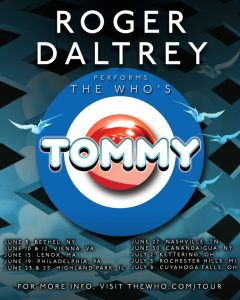Roger Daltry's Tommy