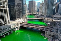 Chicago green