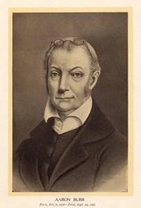 Aaron Burr, Jr.