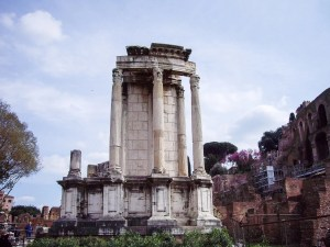 Temple of the Vestal Virgins