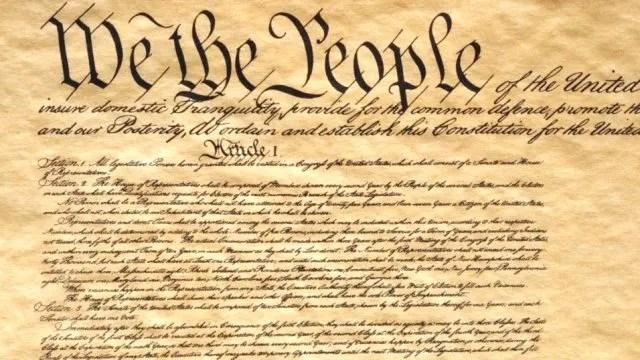 Constitution-Preamble