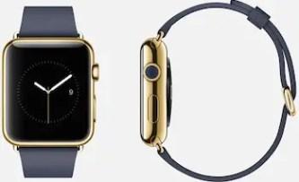 Apple Watch 18K Gold