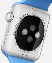 Apple Watch Sensors