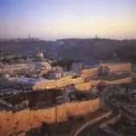 Jerusalem sunset 782873
