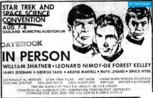Lets time travel to 1976 Bay Area sci fi convention   San Francisco Chronicle