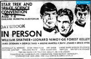 Star Trek Convention - Oakland