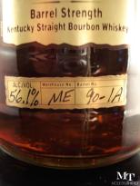 four roses private selection OBSV Bourbon Women 2