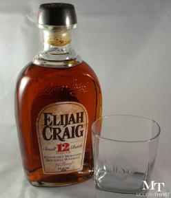 Elijah Craig 12 year
