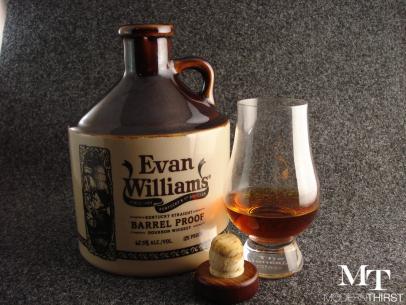 Evan Williams Barrel Proof 3