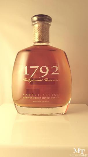 1792 Ridgemont Reserve bottle shot